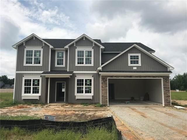 1520 Creekwood  (Lot 40) Road, Hope Mills, NC 28348 (MLS #662137) :: Freedom & Family Realty