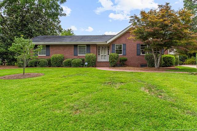 1818 Sunnyside Circle, Fayetteville, NC 28305 (MLS #662245) :: The Signature Group Realty Team