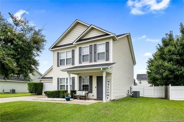 264 Huntington Drive, Raeford, NC 28376 (MLS #662363) :: Towering Pines Real Estate