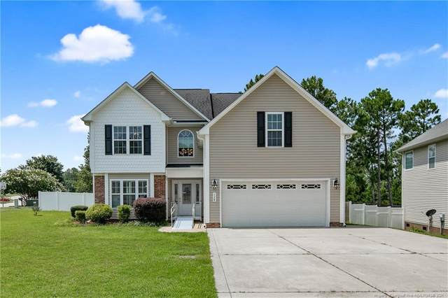 128 Marquis Drive, Cameron, NC 28326 (MLS #662450) :: EXIT Realty Preferred
