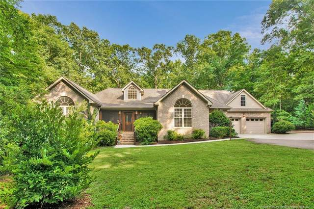 2039 Long Point Trail, Sanford, NC 27332 (MLS #662641) :: The Signature Group Realty Team