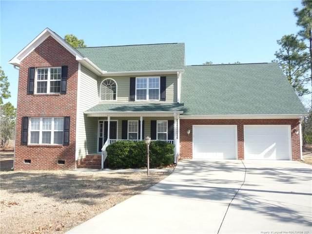 88 Dove Trail, Sanford, NC 27332 (MLS #662685) :: Moving Forward Real Estate