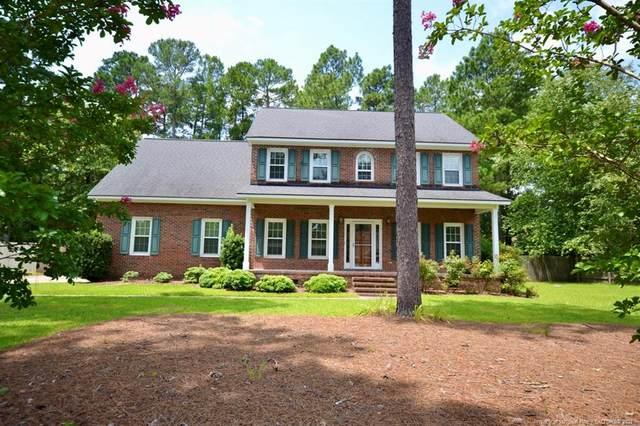 6830 Surrey Road, Fayetteville, NC 28306 (MLS #662799) :: Towering Pines Real Estate
