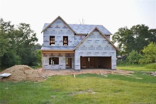 1830 Strickland Bridge Road, Fayetteville, NC 28304 (MLS #662820) :: Towering Pines Real Estate