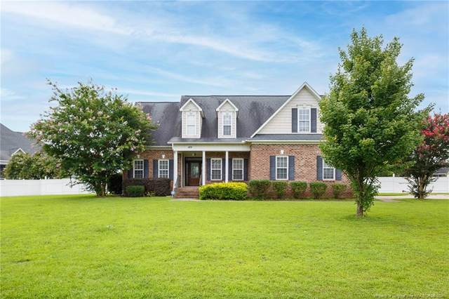 169 Windover Drive, Raeford, NC 28376 (MLS #662913) :: Towering Pines Real Estate