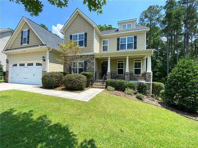 505 Rolling Pines Drive, Spring Lake, NC 28390 (MLS #662935) :: The Signature Group Realty Team