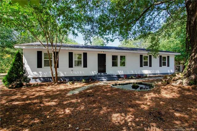 106 Forest Place, Aberdeen, NC 28315 (MLS #662991) :: The Signature Group Realty Team