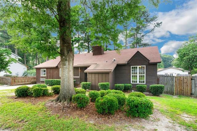 5804 Tillery Lane, Fayetteville, NC 28314 (MLS #662993) :: The Signature Group Realty Team