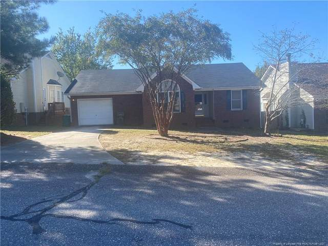 5927 Gist Place, Fayetteville, NC 28306 (MLS #663164) :: RE/MAX Southern Properties
