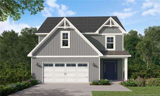 1665 Seattle Slew (Lot 473) Lane, Hope Mills, NC 28348 (MLS #663177) :: The Signature Group Realty Team
