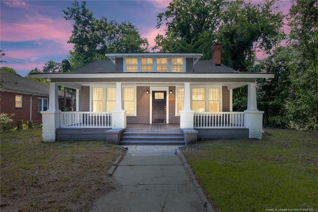 212 Davis Street, Fayetteville, NC 28305 (MLS #663371) :: The Signature Group Realty Team