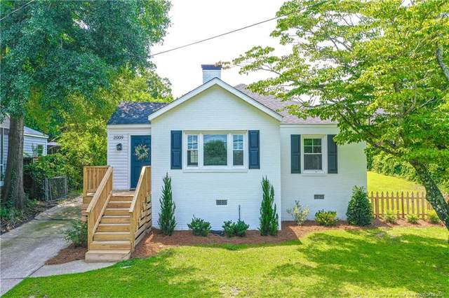 2009 Harlee Street, Fayetteville, NC 28303 (MLS #663411) :: The Signature Group Realty Team