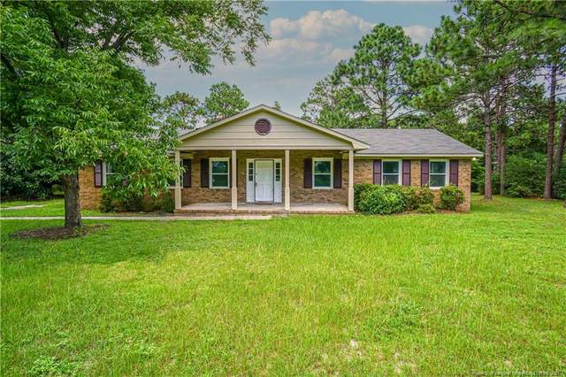 229 Nielsen Drive, Fayetteville, NC 28306 (MLS #663466) :: RE/MAX Southern Properties