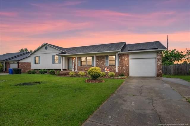1695 Hazelhurst Drive, Fayetteville, NC 28314 (MLS #663687) :: EXIT Realty Preferred