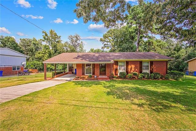 877 Stoneykirk Drive, Fayetteville, NC 28314 (MLS #664843) :: Freedom & Family Realty