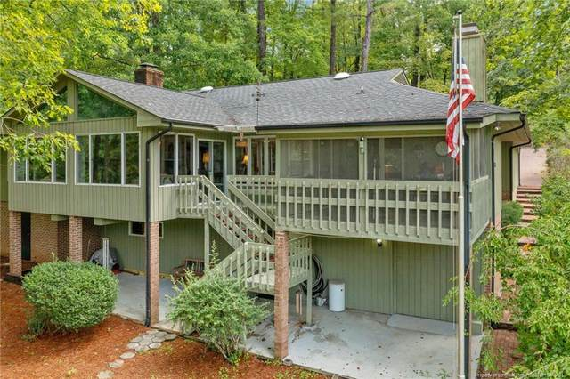 6088 Dunes Drive, Sanford, NC 27332 (MLS #665304) :: The Signature Group Realty Team