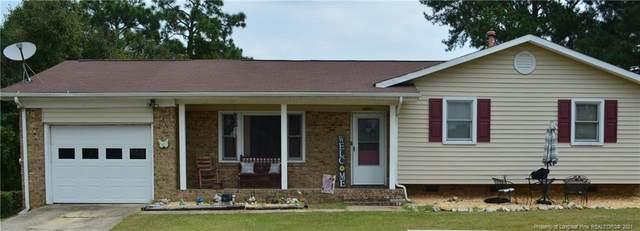 4741 Denton Court, Fayetteville, NC 28306 (#665695) :: Steve Gunter Team