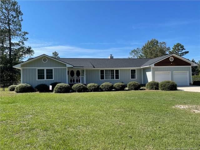 3610 Mill Creek Road, Fayetteville, NC 28306 (MLS #665769) :: RE/MAX Southern Properties