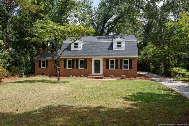 602 Lewis Street, Raeford, NC 28376 (MLS #667008) :: RE/MAX Southern Properties
