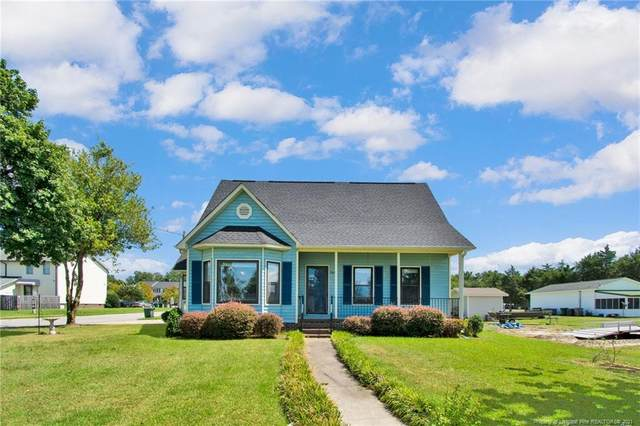 3618 Woodcliff Drive, Lumberton, NC 28358 (MLS #667087) :: Freedom & Family Realty