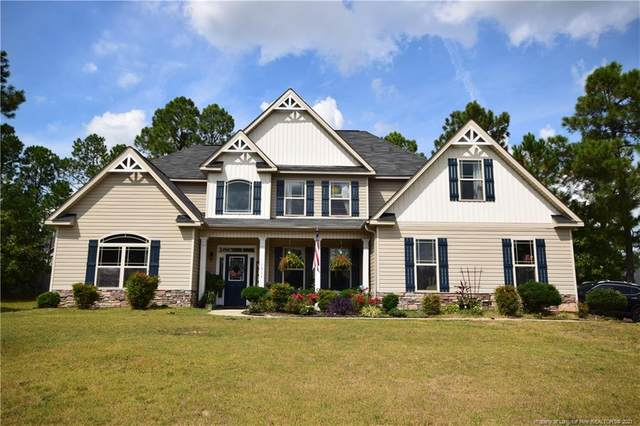 1315 Coachman Way, Sanford, NC 27332 (MLS #667199) :: The Signature Group Realty Team