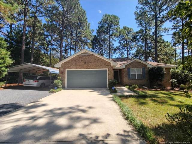 340 S Currant Street, Pinebluff, NC 28373 (MLS #667298) :: Freedom & Family Realty