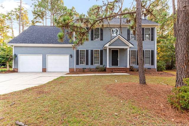 7787 Trappers Road, Fayetteville, NC 28311 (#667331) :: The Helbert Team