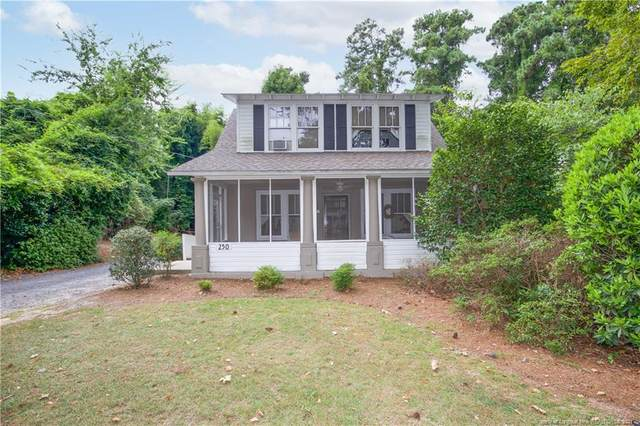 250 W New York Avenue, Southern Pines, NC 28387 (MLS #667345) :: RE/MAX Southern Properties