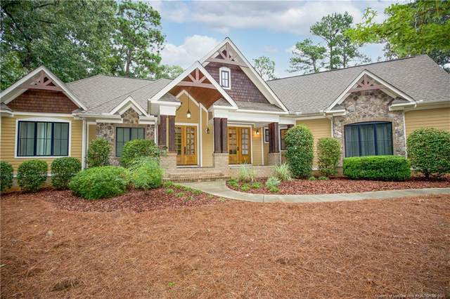 480 Highland Road, Southern Pines, NC 28387 (MLS #667472) :: Freedom & Family Realty