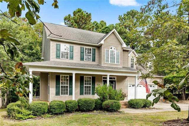 100 Starboard Bay, Sanford, NC 27332 (MLS #667533) :: On Point Realty