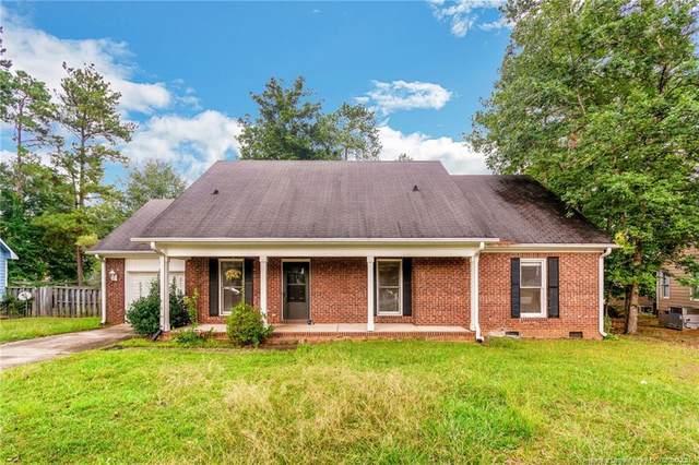 709 Prestige Boulevard, Fayetteville, NC 28314 (MLS #667561) :: RE/MAX Southern Properties