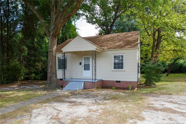 949 Chester Circle, Fayetteville, NC 28303 (MLS #667567) :: RE/MAX Southern Properties