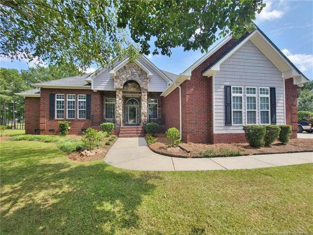 4569 Bent Grass Drive, Fayetteville, NC 28312 (MLS #667580) :: On Point Realty