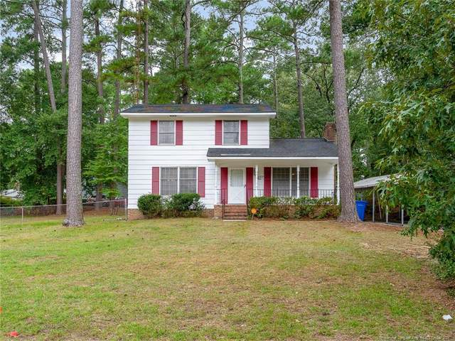 1703 Tryon Drive, Fayetteville, NC 28303 (MLS #667585) :: RE/MAX Southern Properties
