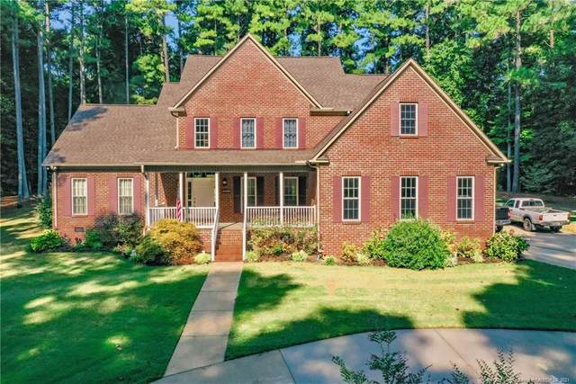 8031 Turnberry Circle, Sanford, NC 27332 (MLS #667589) :: On Point Realty