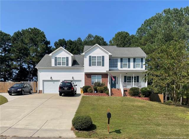 206 Rolling Stone Court, Sanford, NC 27332 (MLS #667738) :: The Signature Group Realty Team