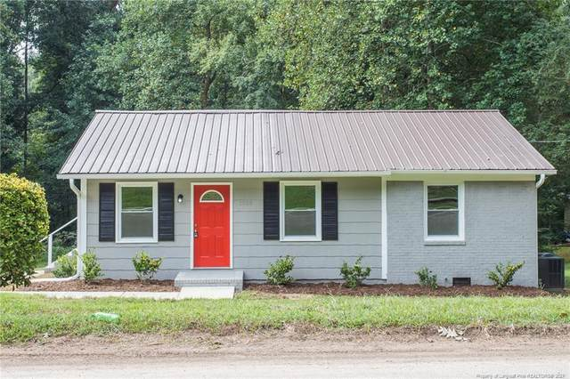 1704 Carr Creek Road, Sanford, NC 27332 (MLS #667779) :: Freedom & Family Realty