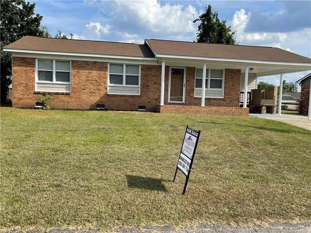 5216 Longbranch Drive, Fayetteville, NC 28303 (#668041) :: The Helbert Team