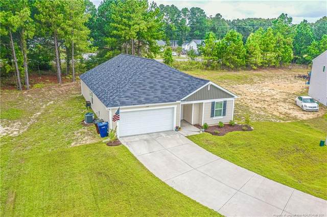 4405 Lenity Circle, Sanford, NC 27332 (MLS #668116) :: The Signature Group Realty Team