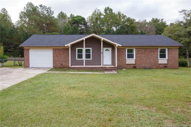 2653 Dumbarton Road, Fayetteville, NC 28306 (MLS #668178) :: RE/MAX Southern Properties