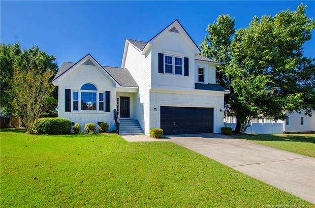 3597 Mcgrath Court, Fayetteville, NC 28311 (MLS #668190) :: The Signature Group Realty Team