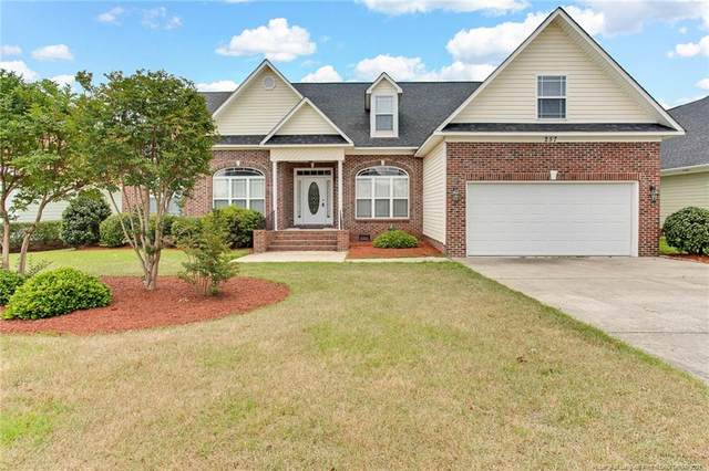 257 W Summerchase Drive, Fayetteville, NC 28311 (MLS #668211) :: RE/MAX Southern Properties