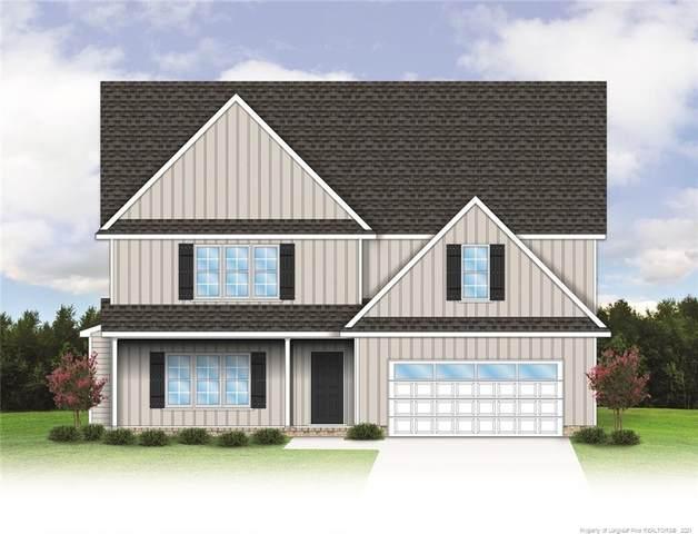 537 Kivett (Lot 11) Court, Fayetteville, NC 28312 (MLS #668385) :: RE/MAX Southern Properties