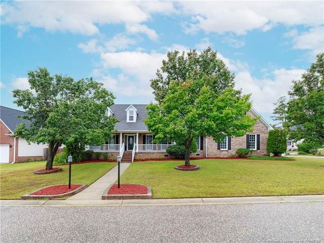2800 Marcus James Drive, Fayetteville, NC 28306 (MLS #668437) :: Towering Pines Real Estate