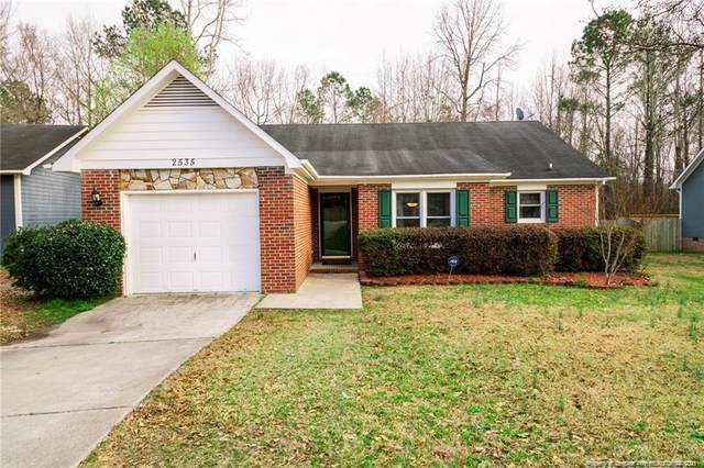 2535 Silverbell Loop, Fayetteville, NC 28304 (#668591) :: The Blackwell Group