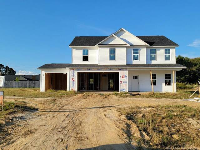 2611 Riddle Farm (Lot 23) Road, Fayetteville, NC 28306 (MLS #668638) :: Freedom & Family Realty
