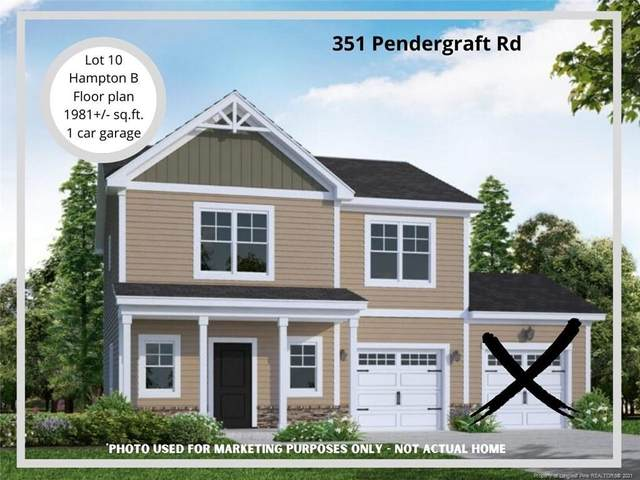 351 Pendergraft Road, Bunnlevel, NC 28323 (MLS #669911) :: RE/MAX Southern Properties