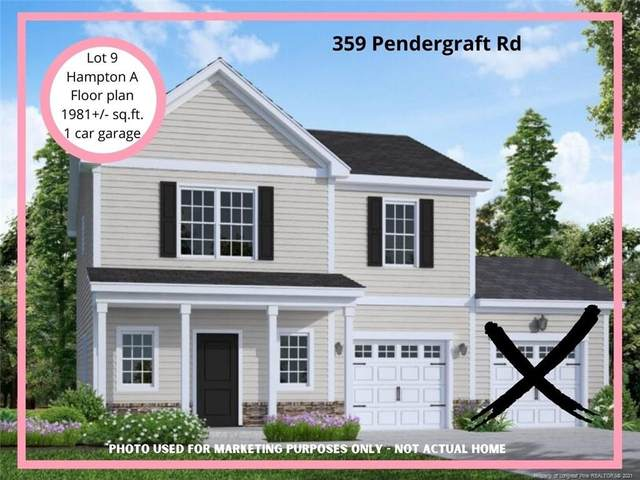 359 Pendergraft Road, Bunnlevel, NC 28323 (MLS #669912) :: The Signature Group Realty Team