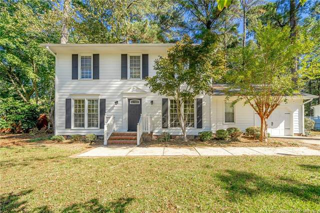 2013 Penrose Drive, Fayetteville, NC 28304 (MLS #669954) :: RE/MAX Southern Properties