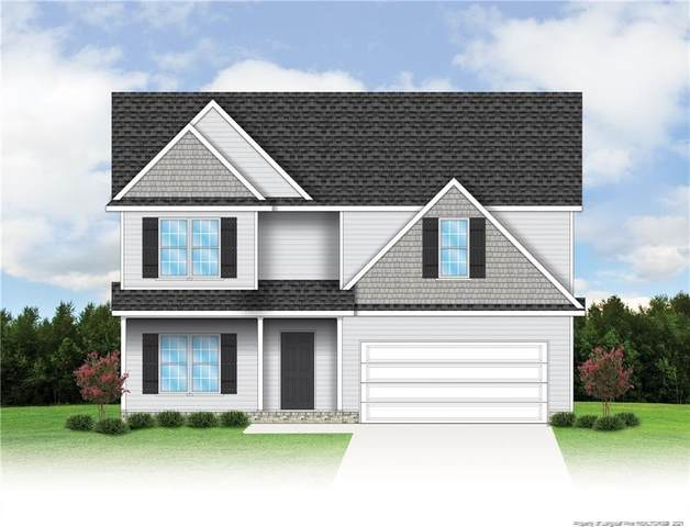 110 W Old Stage (Lot 6) Road, Autryville, NC 28318 (MLS #670038) :: The Signature Group Realty Team